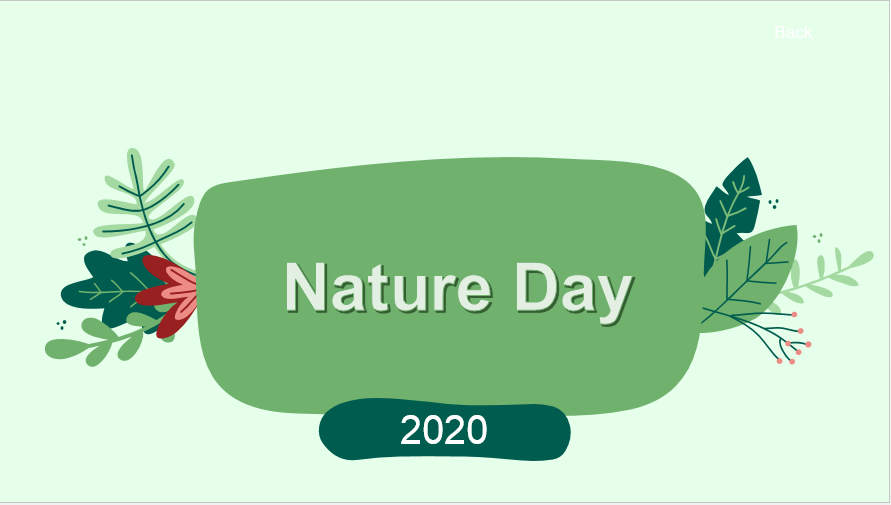 Nature Day 2020