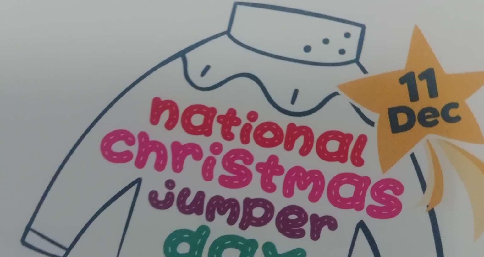 Christmas Jumper Day 2020