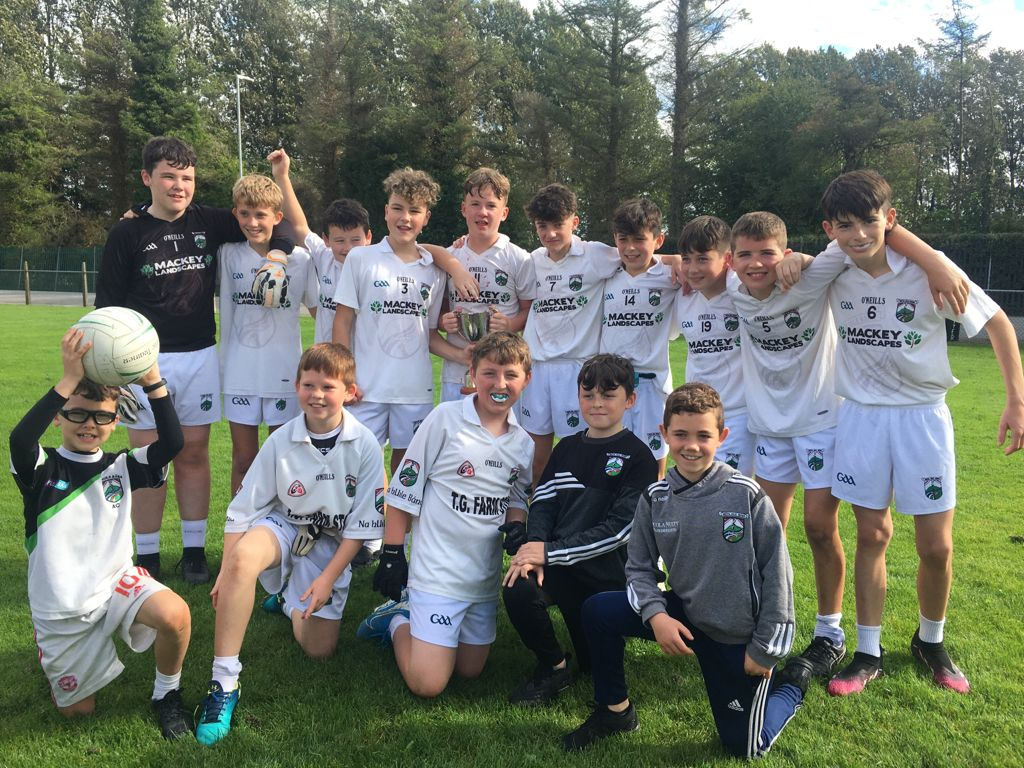 U 13 Moate All White Champions